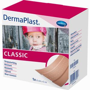Abbildung von Dermaplast Classic 6cmx5m Pflaster 1 Stück