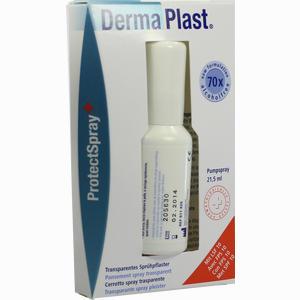 Abbildung von Dermaplast Protect Spray Plus  Paul hartmann 21.5 ml