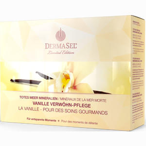 Abbildung von Dermasel Geschenkset Vanille Körperpflege 1 Stück
