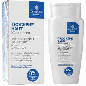 Abbildung von Dermasel Körperlotion Trockene Haut Körperpflege 250 ml