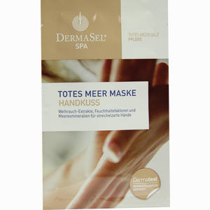 Abbildung von Dermasel Maske Handkuss Spa 12 ml