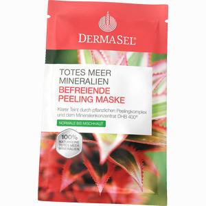 Abbildung von Dermasel Maske Peeling Spritzampullen 12 ml