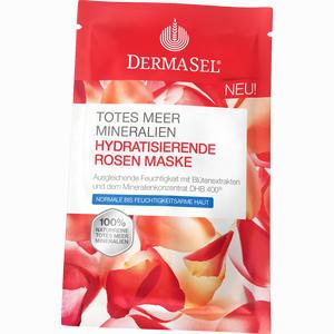 Abbildung von Dermasel Rosen Maske 12 ml