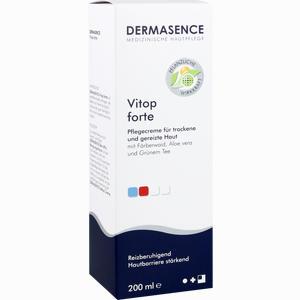 Abbildung von Dermasence Vitop Forte Creme 200 ml