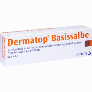 Abbildung von Dermatop Basissalbe  50 g