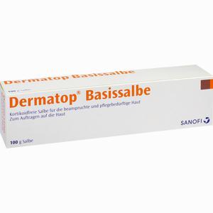 Abbildung von Dermatop Basissalbe  100 g