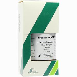 Abbildung von Dermi- Cyl L Ho- Len- Complex Haut- Complex Tropfen 100 ml