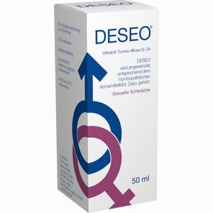 Abbildung von Deseo Fluid 50 ml