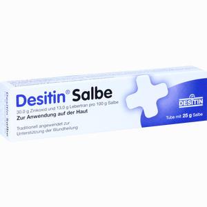 Abbildung von Desitin Salbe 25 g