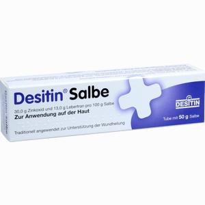 Abbildung von Desitin Salbe 50 g