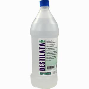 Abbildung von Destiliertes Wasser Aquadest Fluid 1000 ml