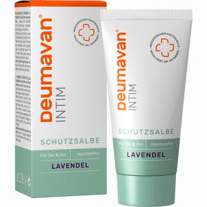 Abbildung von Deumavan Schutzsalbe Lavendel Tube Medizinprodukt Fettsalbe 50 ml