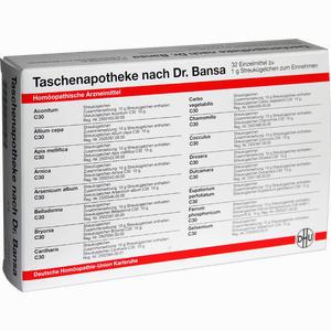 Abbildung von Dhu Taschenapotheke Nach Dr. Bansa Kombipackung 1 Stück