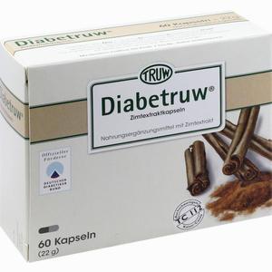 Abbildung von Diabetruw Kapseln 60 Stück