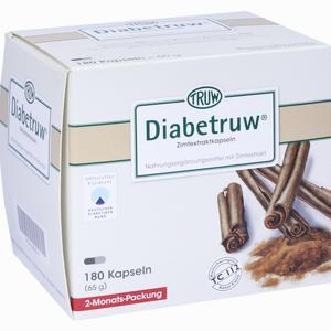 Abbildung von Diabetruw Kapseln 180 Stück