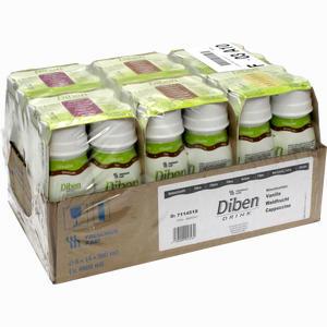 Abbildung von Diben Drink Mischkarton (1.5 Kcal/ml)  24 x 200 ml