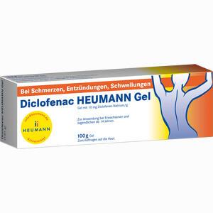 Abbildung von Diclofenac Heumann Gel Gel 100 g