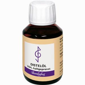 Abbildung von Distelöl Kaltgepresst Öl 100 ml