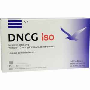 Abbildung von Dncg Iso Inhalationslösung 50 x 2 ml