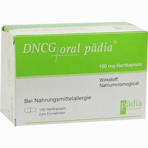 Abbildung von Dncg Oral Pädia Kapseln 100 Stück