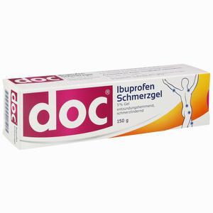 Abbildung von Doc Ibuprofen Schmerzgel Gel 150 g