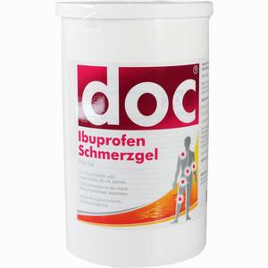 Abbildung von Doc Ibuprofen Schmerzgel Spenderkartusche Gel 1 KG
