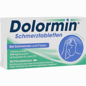 Abbildung von Dolormin Filmtabletten 30 Stück