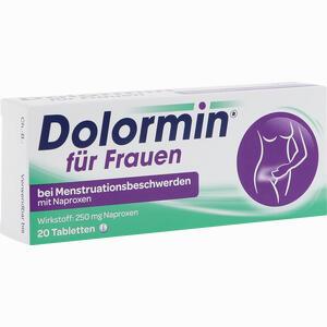 Abbildung von Dolormin für Frauen 20 Stück