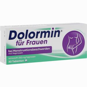 Abbildung von Dolormin für Frauen 30 Stück
