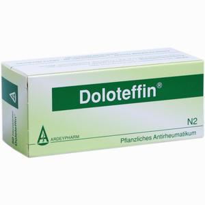Abbildung von Doloteffin Tabletten 50 Stück