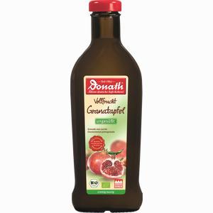 Abbildung von Donath Vollfrucht- Saft Granatapfel Ungesüßt Bio  500 ml