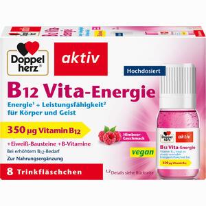 Abbildung von Doppelherz B12 Vita- Energie Trinkampullen 8 Stück