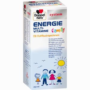 Abbildung von Doppelherz Energie Family System Fluid 250 ml