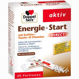 Abbildung von Doppelherz Energie- Start Direct Micro- Pellets  20 Stück