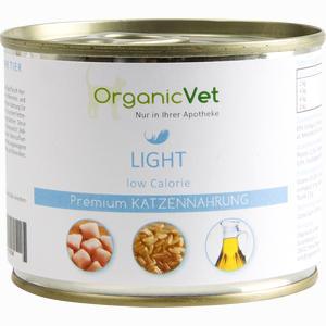 Abbildung von Dosennahrung Katze Light 200 g