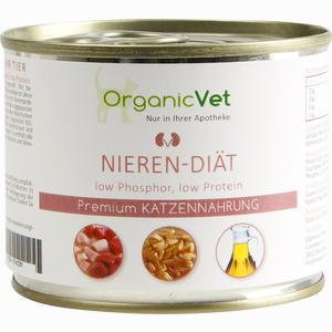 Abbildung von Dosennahrung Katze Nieren- Diät 200 g
