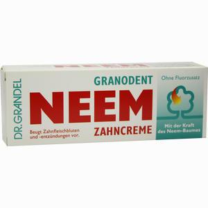 Abbildung von Dr. Grandel Granodent Neem Zahncreme  50 ml