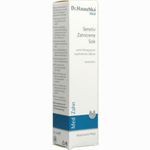 Abbildung von Dr. Hauschka Med Sensitiv Sole Zahncreme 75 ml