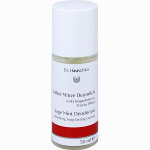 Abbildung von Dr. Hauschka Salbei Minze Deomilch  50 ml