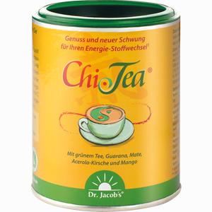 Abbildung von Dr. Jacobs Chi- Tea Pulver 180 g