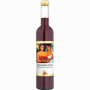 Abbildung von Dr. Jacobs Granatapfel- Elixier  500 ml