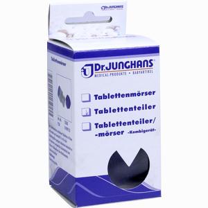 Abbildung von Dr. Junghans Tablettenteiler & - Mörser Kombigerät 1 Stück