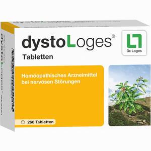 Abbildung von Dr. Loges Dystologes Tabletten 260 Stück