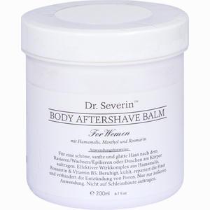 Abbildung von Dr. Severin Aftershave for Women Gel 200 ml