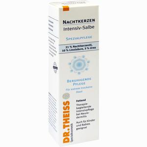 Abbildung von Dr.theiss Nachtkerzen Intensiv- Salbe Fettend  50 g