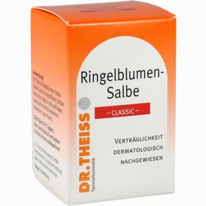 Abbildung von Dr.theiss Ringelblumensalbe Classic  50 ml