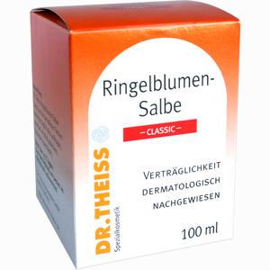 Abbildung von Dr.theiss Ringelblumensalbe Classic  100 ml