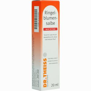 Abbildung von Dr. Theiss Ringelblumensalbe- Nicht Fettend-  20 ml