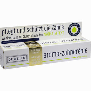 Abbildung von Dr. Weiler Aroma Zahncreme  100 ml