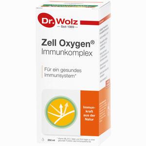 Abbildung von Dr. Wolz Zell Oxygen Immunkomplex 250 ml